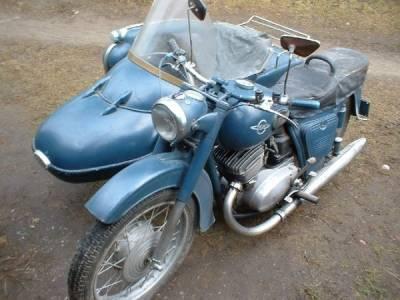 Схема электрооборудования мотоциклов Иж-Планета,Иж1,4,10,2 - Фонарь...